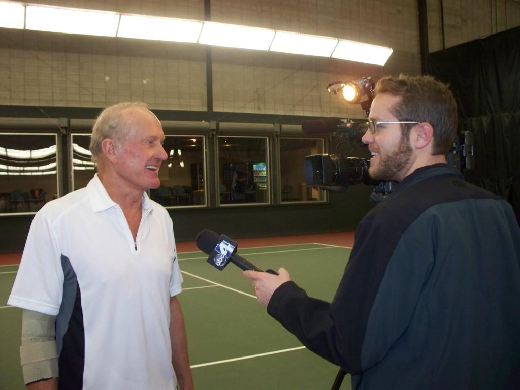 Mark O. Haroldsen - Channel 4 interview