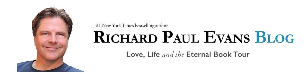 Richard Evans blog header 030315